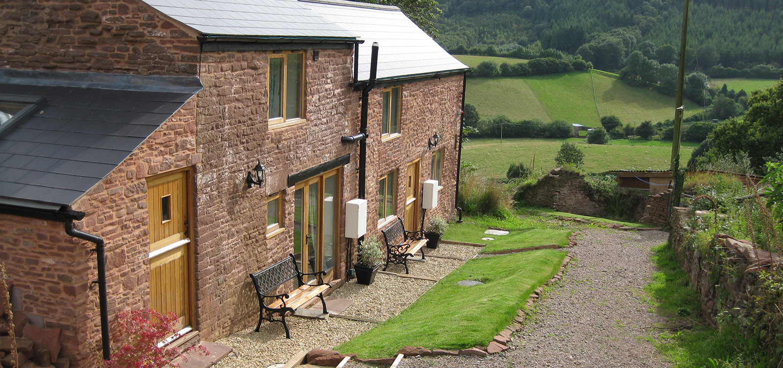 Dean Cottages Self Catering Cottages In The Forest Of Dean